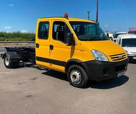 IVECO DAILY 65C-180 HOOK LOADER *MULITILIFT GEAR*