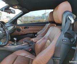 BMW SÉRIE 3 CABRIOLET E93