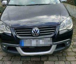 VW CROSS POLO 1.9 TDI