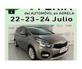 KIA CARENS 1.6 GDI DRIVE 135 MONOVOLUMEN DE SEGUNDA MANO EN LA CORUÑA | AUTOCASION
