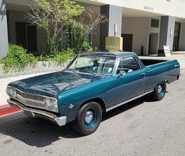 CHEVROLET EL CAMINO PICK-UP 327 V8 1965