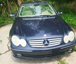 MERCEDES BENZ CLK320 - 2003 FOR SALE AS-IS (OBO) | CARS & TRUCKS | OSHAWA / DURHAM REGION