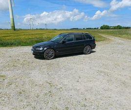 BMW E46 TOURING KOMBI