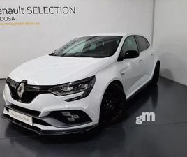 RENAULT MEGANE 1.8 TCE GPF RS 205KW