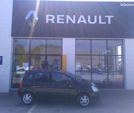 RENAULT GRAND MODUS 1.2 I 100CV TCE TECH RUN 133 500 KMS 4990 EUROS