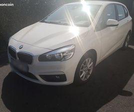 BMW ACTIVE TOURER 216D