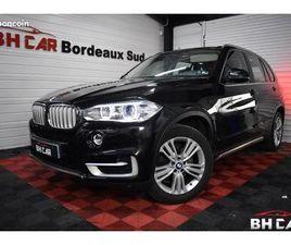 BMW X5 30D 258CH XDRIVE LOUNGE + TOIT OUVRANT