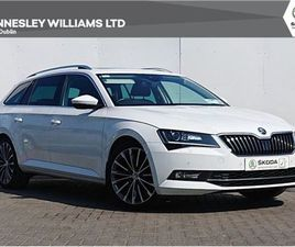 SKODA SUPERB COMBI L K 2.0TDI 150BHP FOR SALE IN DUBLIN FOR €25,950 ON DONEDEAL