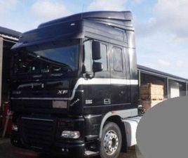 LEFT HAND DRIVE – 2010 DAF XF 105-410 FOR SALE IN ANTRIM FOR €UNDEFINED ON DONEDEAL