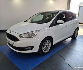FORD C-MAX II 1.0 ECOBOOST 100CH STOP&START TREND