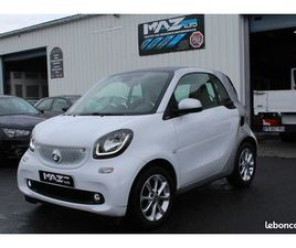 SMART FORTWO COUPE 1.0L - 71 S&S I