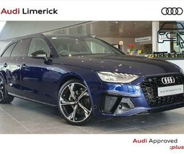 AUDI A4 AVANT (RRP 59 192 - SAVE 5 792) 35TDI 1 FOR SALE IN LIMERICK FOR €53,400 ON DONEDE