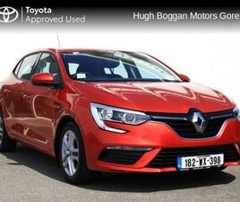 RENAULT MEGANE EXPRESSION TCE 130 4DR FOR SALE IN WEXFORD FOR €15,788 ON DONEDEAL