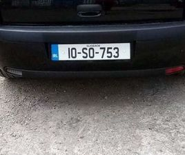 1.4 DIESEL FOR SALE IN DONEGAL FOR €2,500 ON DONEDEAL