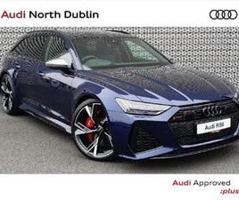 AUDI RS6 AVANT TFSI 600HP QUATTRO TIP FOR SALE IN DUBLIN FOR €186,223 ON DONEDEAL