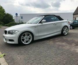 BMW BAUREIHE 1 CABRIO 123D M PAKET