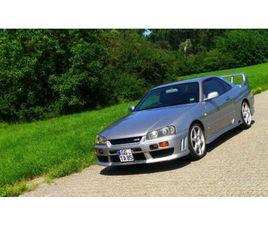 NISSAN SKYLINE R34 GT-TURBO NISMO/ALTIA EDITION
