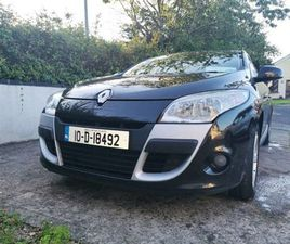 RENAULT MEGANE COUPE 3 FOR SALE IN WICKLOW FOR €2,950 ON DONEDEAL