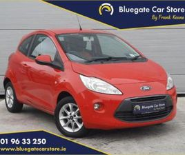 EDGE SIP 1.2 69PS FLAME 2DR**AIR/CON**FULL ELECTRICS**ANNUAL ROAD TAX @ 200**AUTO STOP/STA
