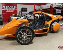 2018 CAMPAGNA T-REX AUTOCYCLE