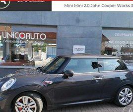 MINI CABRIO MINI 2.0 JOHN COOPER WORKS 3P