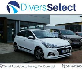 HYUNDAI I20 ACTIVE DELUXE 5DR FOR SALE IN DONEGAL FOR €18,945 ON DONEDEAL