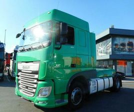 DAF XF 460 FT SPACE CAB ADR (BJ 2016)