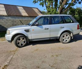 RANGE ROVER SPORT FOR SALE IN TIPPERARY FOR €4,250 ON DONEDEAL