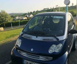 2004 SMART CITY COUPE FOR SALE IN CAVAN FOR €1,400 ON DONEDEAL