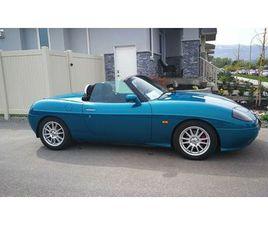 1996 FIAT OTHER BARCHETTA | CARS & TRUCKS | NANAIMO | KIJIJI