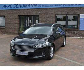 FORD MONDEO BUSINESS EDITION TURNIER; NAVI; TEMPOMAT; ISOFIX