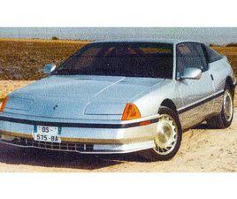 ALPINE V6 GTA US - 1989