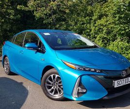 USED 2017 TOYOTA PRIUS 1.8 VVTI PLUG-IN BUSINESS EDITION PLUS 5DR CVT IN EAST KILBRIDE