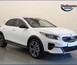 KIA XCEED 1.6 GDI PHEV FIRST EDITION 5DR DCT