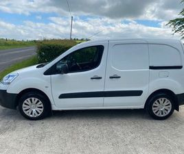 CITROEN BERLINGO 1.6 HDI FOR SALE IN FERMANAGH FOR £5,850 ON DONEDEAL