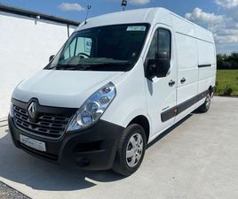 2016/16 RENAULT MASTER LWB FOR SALE IN WESTMEATH FOR €15,750 ON DONEDEAL
