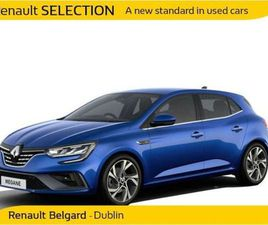 RENAULT MEGANE RS LINE FOR SALE IN DUBLIN FOR €29,900 ON DONEDEAL