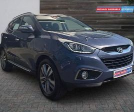 HYUNDAI IX35 1.7 CRDI 2WD PREMIUM FOR SALE IN DUBLIN FOR €13,450 ON DONEDEAL
