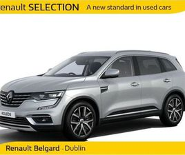 RENAULT KOLEOS GT LINE FOR SALE IN DUBLIN FOR €40,900 ON DONEDEAL