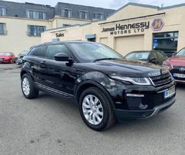 LAND ROVER RANGE ROVER EVOQUE ED4 SE TECH COUPE FOR SALE IN DUBLIN FOR €35,995 ON DONEDEAL