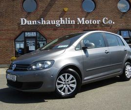 12 VOLKSWAGEN GOLF PLUS AUTOMATIC *LOW MILEAGE* FOR SALE IN MEATH FOR €8,950 ON DONEDEAL