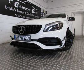 MERCEDES-BENZ A-CLASS A45 AMG, 2016 FOR SALE IN DUBLIN FOR €38,950 ON DONEDEAL