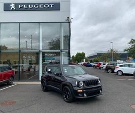 JEEP RENEGADE NIGHT EAGLE FOR SALE IN DUBLIN FOR €29,950 ON DONEDEAL