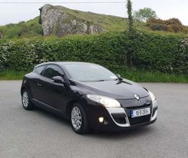 RENAULT MEGANE 1.5 COUPE DIESAL FOR SALE IN LOUTH FOR €3,200 ON DONEDEAL