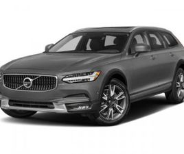 BLACK COLOR 2019 VOLVO V90 CROSS COUNTRY T6 FOR SALE IN MECHANICSBURG, PA 17050. VIN IS YV
