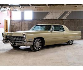 FOR SALE: 1967 CADILLAC COUPE DEVILLE IN ST-LEONARD, QUEBEC