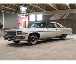 FOR SALE: 1975 BUICK LIMITED IN ST-LEONARD, QUEBEC