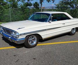 1964 FORD GALAXIE 500XL TWO DOOR HARDTOP