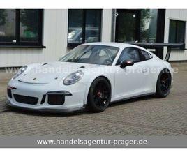 PORSCHE 911 991.1 GT3 CUP 3,8 NEUER MOTOR