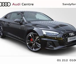 AUDI A5 NEW COUPE 40 TFSI 204HP S-TRONIC S-LINE 2 FOR SALE IN DUBLIN FOR €67,069 ON DONEDE